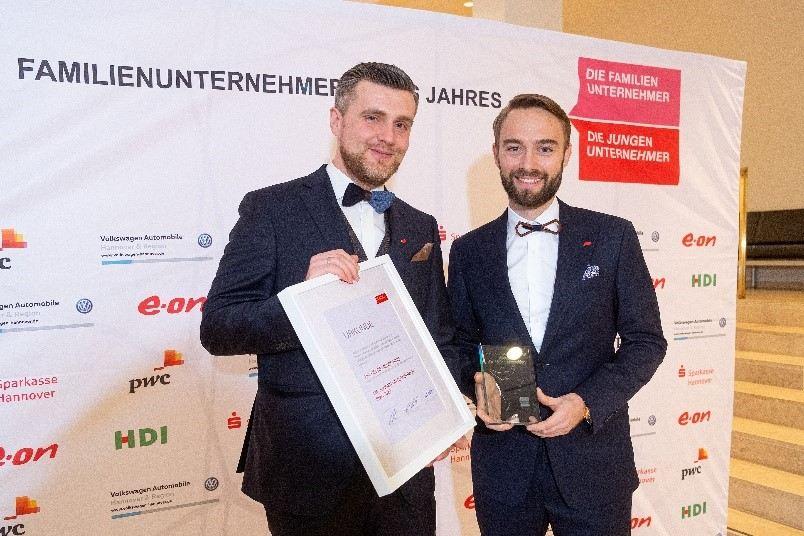 Junger Unternehmer des Jahres