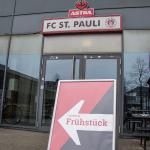 Eingang FC ST Pauli