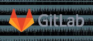 Schlichtes Logo von GitLab