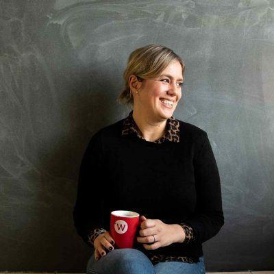Adrienne Becker, Head of Social Media, web-netz