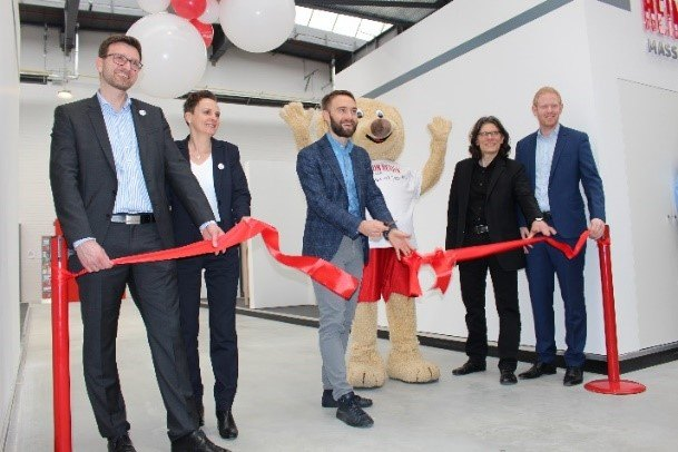 Eröffnung des Kompetence Centers in Köln