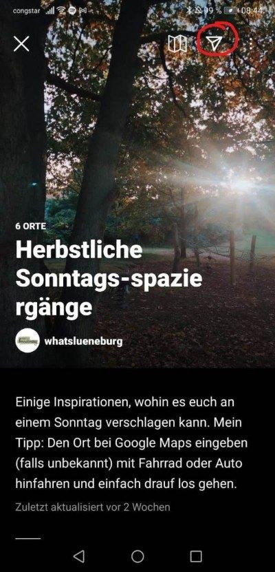 herbstliche Sonntags-Spaziergänge von whatslueneburg