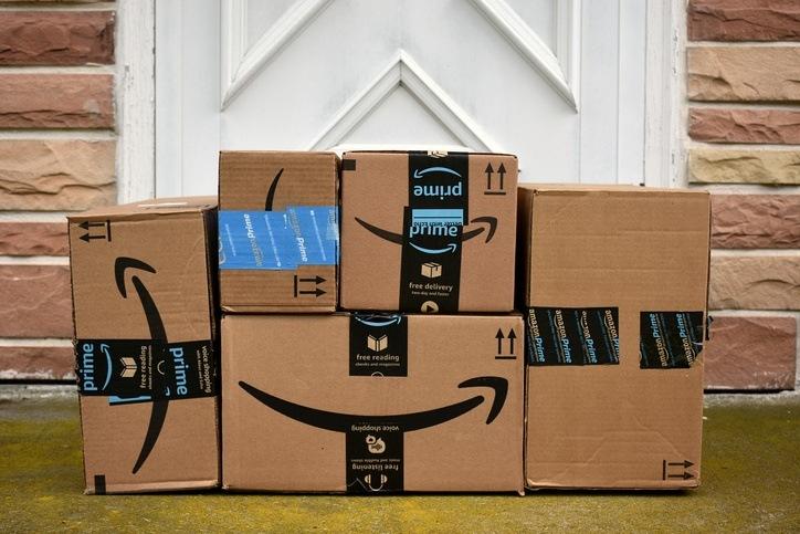 Versandboxen Amazon