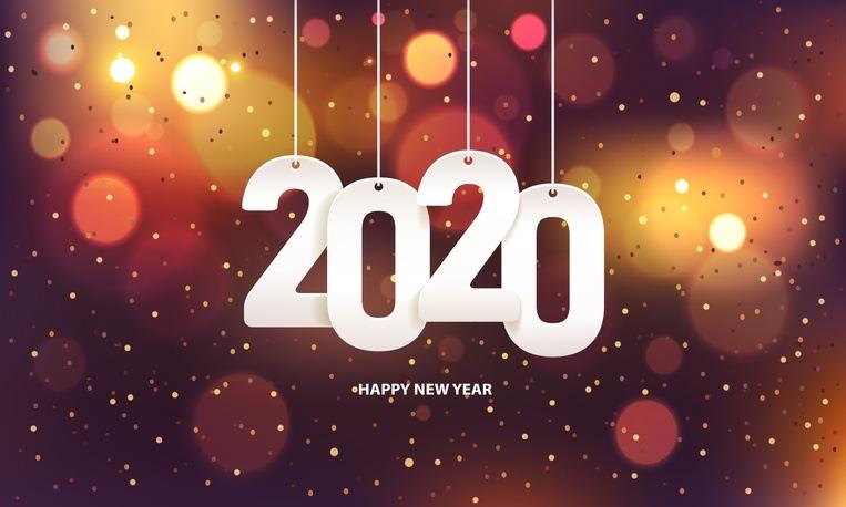 2020 Neujahr-Logo