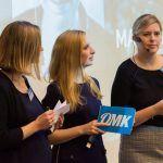 Anna Marquardt, Janine Mehner, Adrienne Becker - OMK 2018