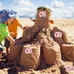Das Linkgipfel-Phänomen: SEO's und ihre Sandburgen