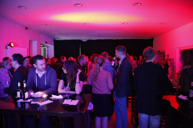 Party am Abend der Online Marketing Konferenz