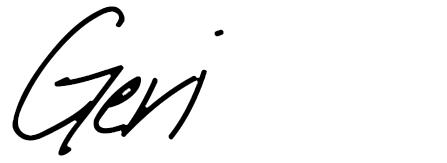 geri-unterschrift