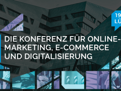 Terminankündigung Online Marketing Konferzen 2019