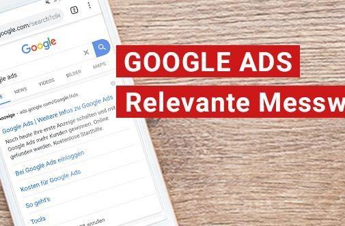 Die durchschnittliche Position – Einer der ältesten Messwerte in Google Ads wird abgeschafft