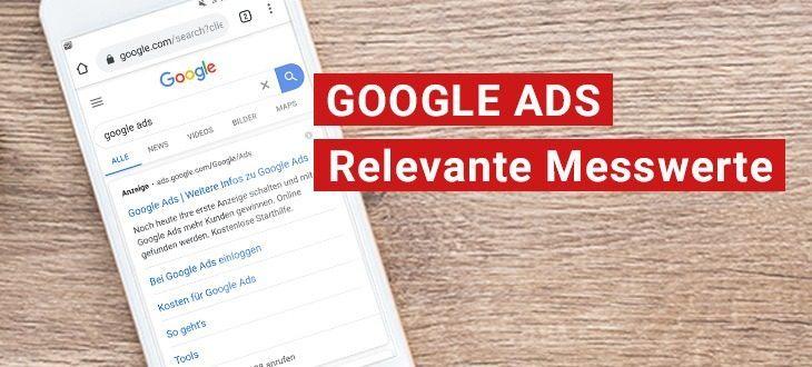 Google Suchergebnisse zu Google Ads