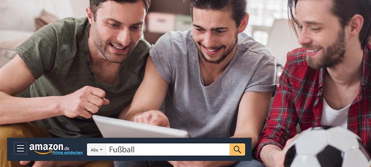 Amazon - Amazing für Fußballclubs