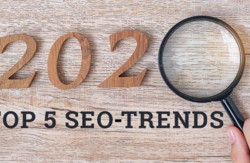 SEO-SLANG: Unsere Top 5 SEO-Trends für 2020