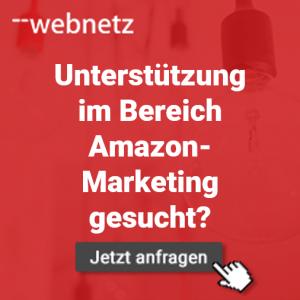 Aamazon-Unterstützung Onlinemarketing