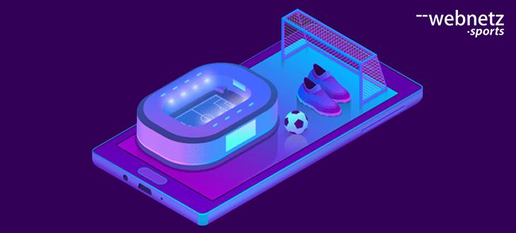 Fußball auf Social Media