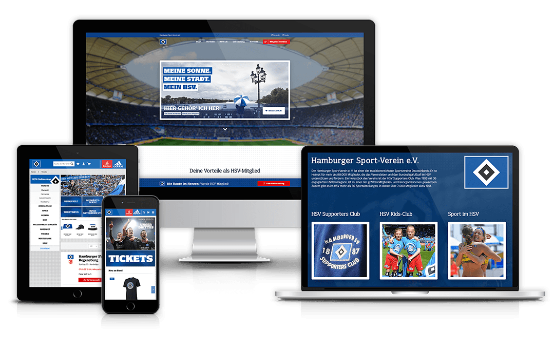 Hamburger Sportverein E.V. web-netz