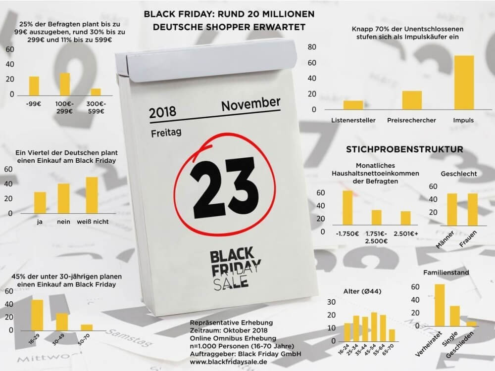 Black-Friday-Sale-Studie von Ipsos