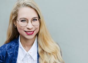 Porträt von Prof. Dr. Laura von Gilsa