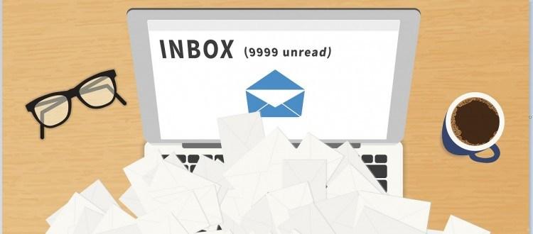 Email-Flut