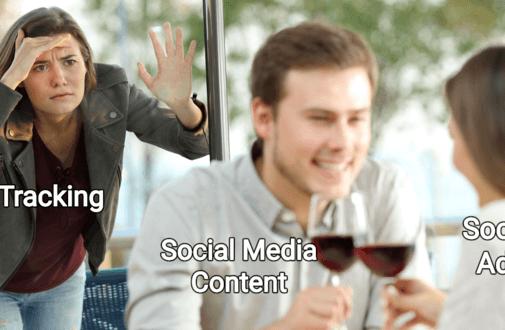 Die Liebesgeschichte von Social Media Content & Ads – Warum das Eine nicht mehr ohne das Andere leben kann