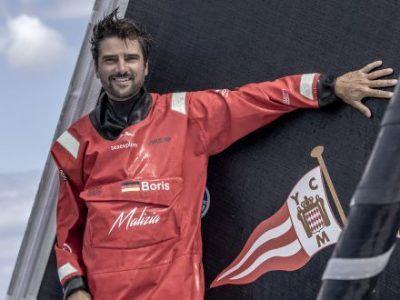 Solo-Regatta Weltumsegler Boris Herrmann