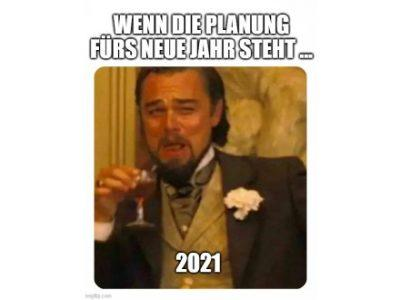 Wenn die Planung fürs neue Jahr steht