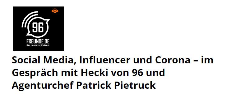 Podcast 96Freunde web-netz