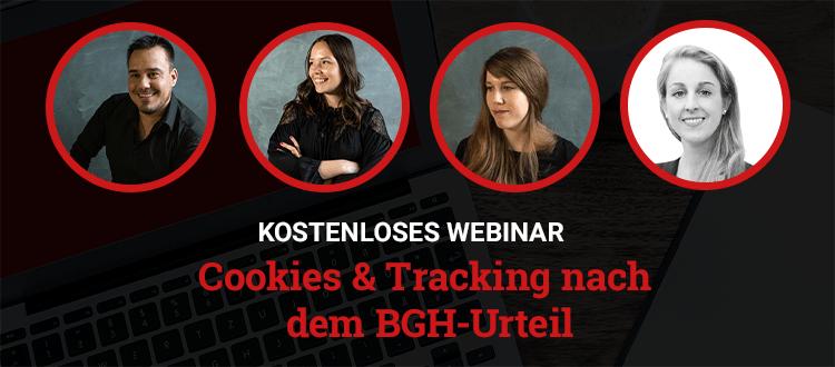 Cookies & Tracking nach BGH-Urteil