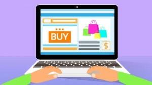 Online Shop - Conversion