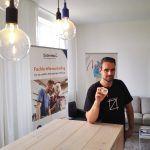 """""""Fachkräfte stellen sich vor"""": Interview mit Mediendesigner Kevin Nöst bei web-netz – Süderelbe AG"""