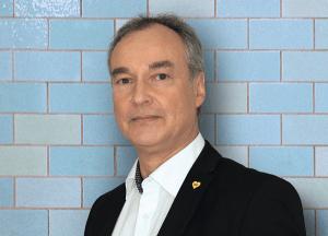 Frank Büch von der BVG