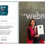 """web-netz zählt zu den Top-Arbeitgebern des Mittelstands in Deutschland – """"Focus-Business"""""""