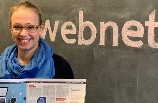 """SEA nach der  Bescherung – """"Internet World Business"""" setzt auf web-netz Expertin"""