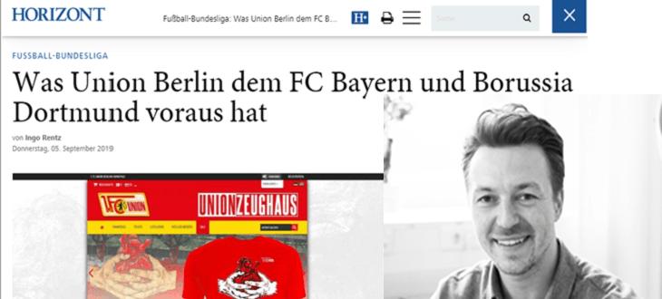 Was Union Berlin dem FCB und BVB voraus hat