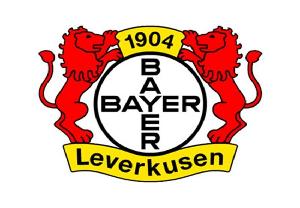 Logo des Bayer Leverkusen