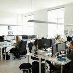 Büroraum bei web-netz