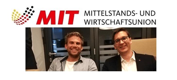 Gespräche MIT Genuss mit Moritz Fürste und Sebastian Loock