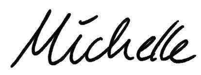 Michelle Unterschrift