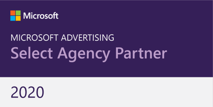 Microsoft Advertising Partner Logo