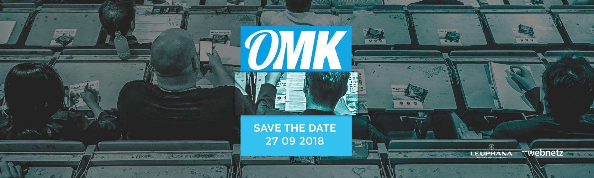 OMK 2018 Banner