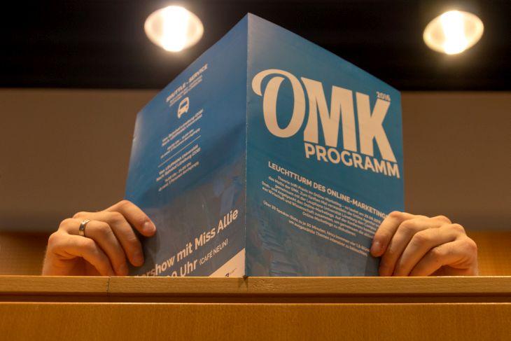 OMK Programmheft