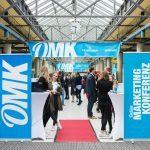 Empfangsbereich der OMK2018