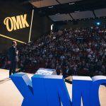 Eröffnung OMK 2019 im Auditorium der Leuphana