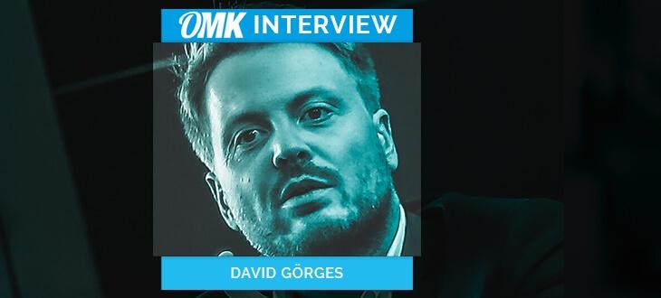 OMK-Speaker David Görges