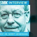 OMK-Interview: Fünf Fragen an Prof. Dr. Gerrit Heinemann