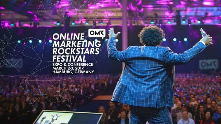 OMR Festival 2016, Blick ins Publikum