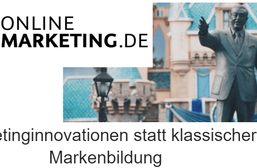 "OMK 2019: Marketinginnovationen statt klassischer Markenbildung – ""OnlineMarketing.de"""