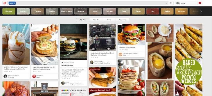 web-netz Pinterest