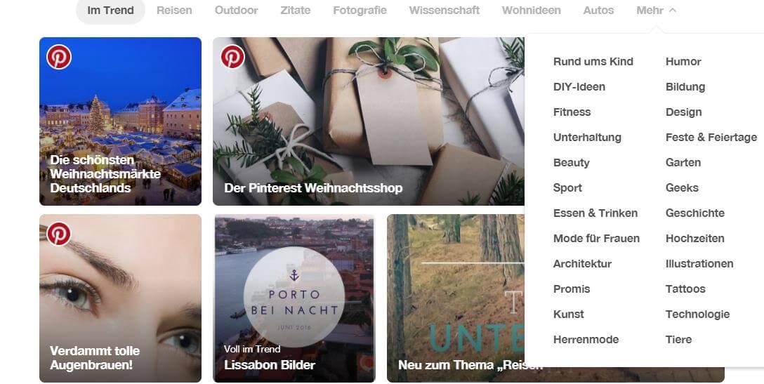 Mit 8 Tipps zum Pinterest-Erfolg - web-netz.de