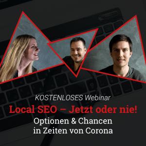 Webinar Local SEO